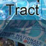 Naissance de la section Sictam-UNSA du TRTG